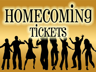 homecoming ticket image
